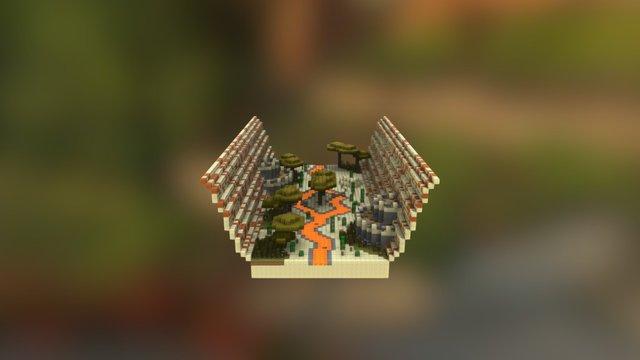 Creepy Canyon (InchiBattle [1.8] [v2.0]) 3D Model