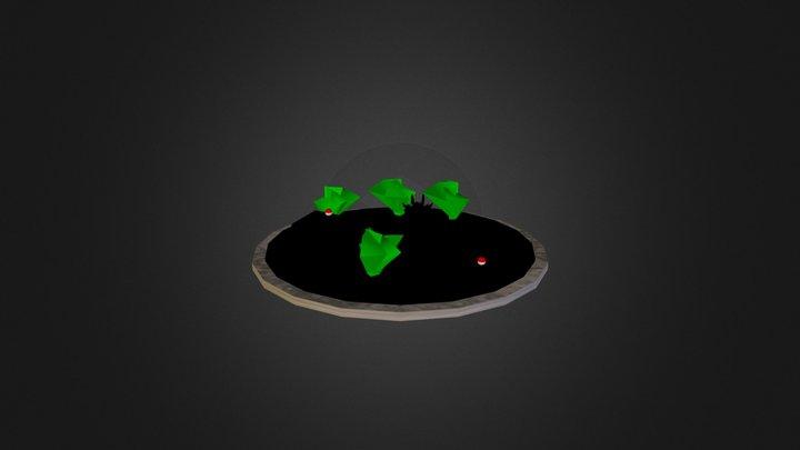 Jolteon 3D Model