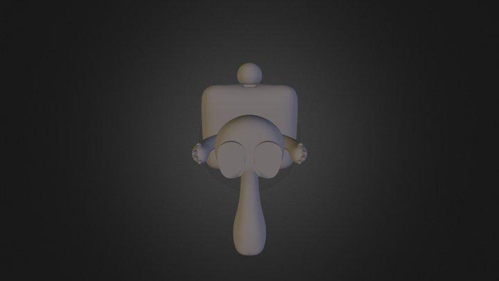 150105 Racoo Tool 6 3D Model