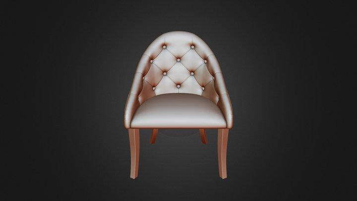 Claris Chair 3D Model