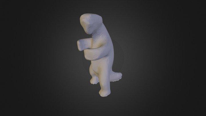 Milodon (repaired).stl 3D Model