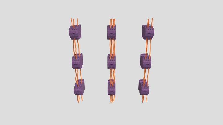 Electrisation Automatique 3D Model