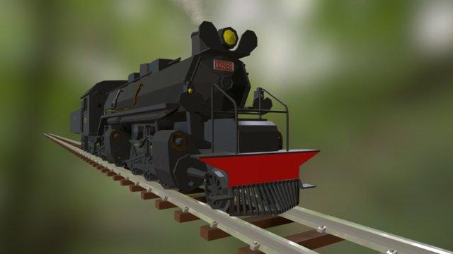 Loc CC50 3D Model