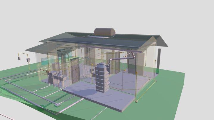 PROJETO HELENA 3D Model