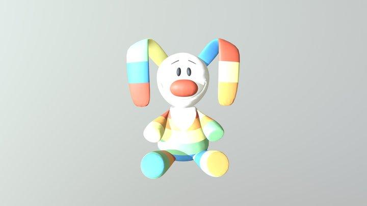 Toy 3d model 3D Model