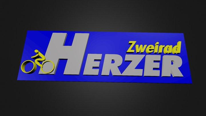 Herzer Zweirad 3D Model