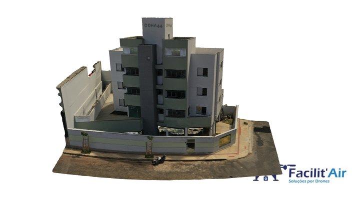 Modelo 3D Para Baixa de Construção PBH 3D Model