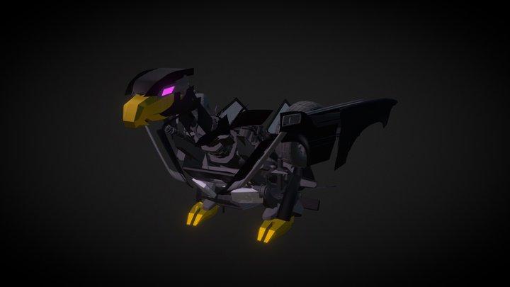 Buzzbeak 3D Model