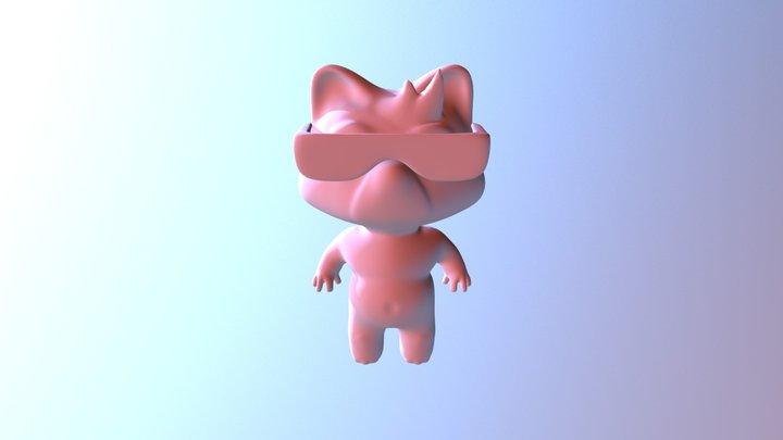 Jenos 3D Model
