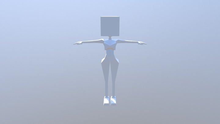 Vip XP 3D Model