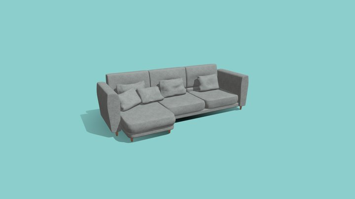 Sofa mobile 3D Model
