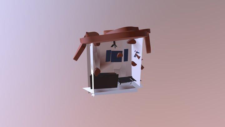 Carmen 02 3D Model