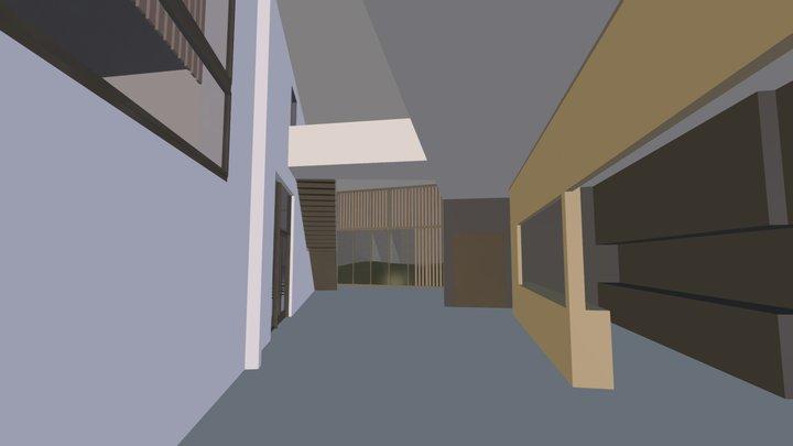 modell 3D Model
