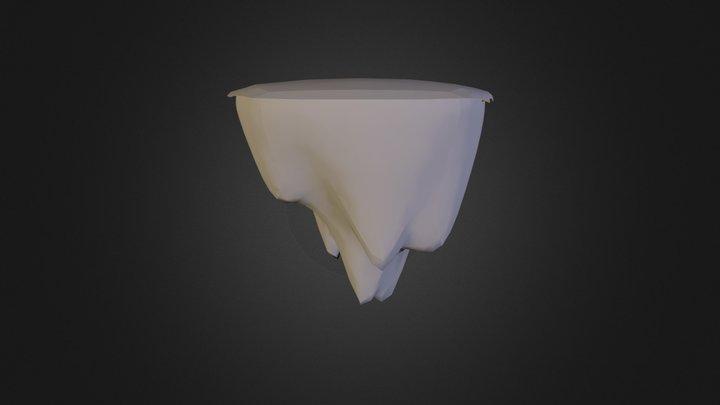 Sky Island001 3D Model