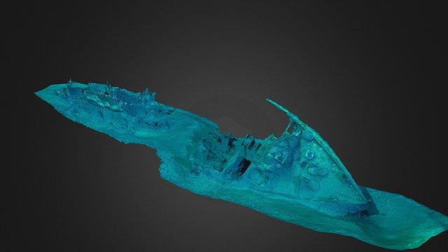 USCGC Jackson 3D Model