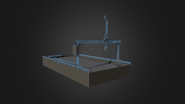 FarmBot Genesis V0.9 3D Model