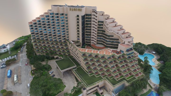 Gold Coast Hotel (Standard 235 Photos) 3D Model