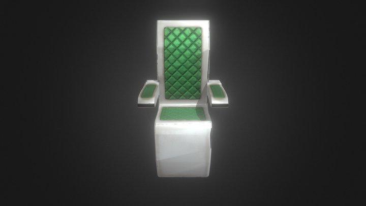 Laboratory chair 3D Model