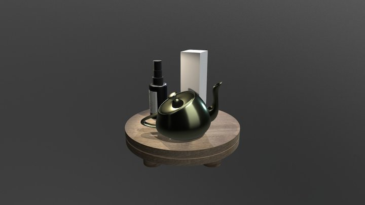 Boiteanimee 3D Model