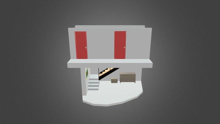 Escalier - 3D Model 3D Model