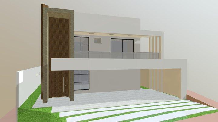 Projeto ARQ 3D Model