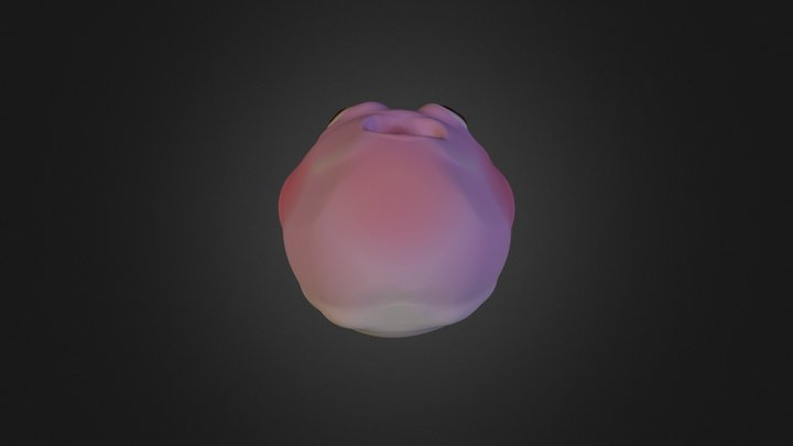 Brainy_Octopus_1 3D Model