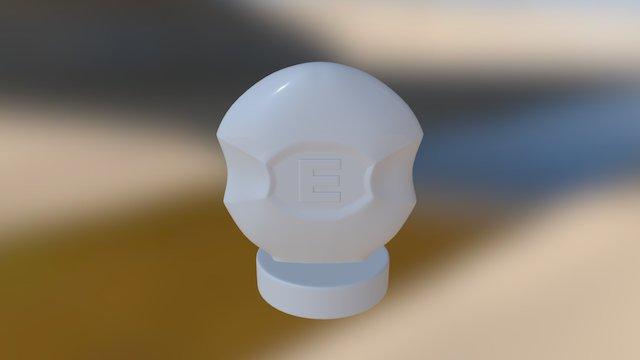 6- Bouchon Noblesse 3D Model