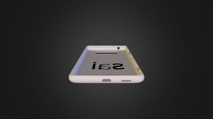 Nokia Case 3D Model