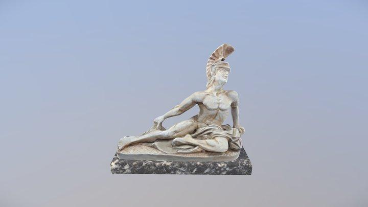 Achilles' Heel 3D Model