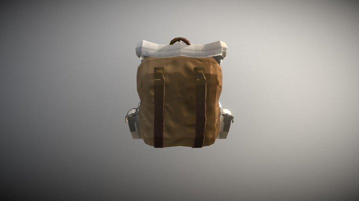 Mochila/backpack 3D Model