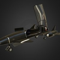 Bug2 3D Model