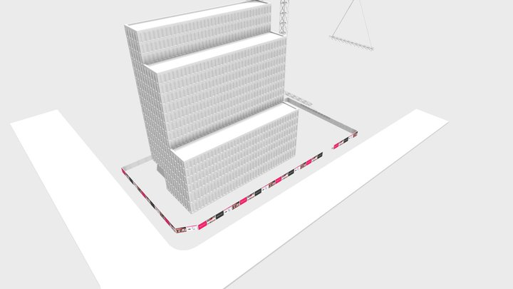 Obj4-2 3D Model