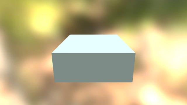 Instamuseum for @fanny_barrera__ 3D Model