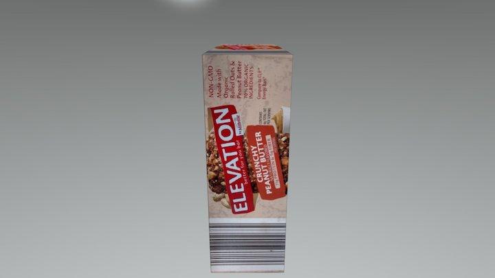 Evolution Bars 3D Model