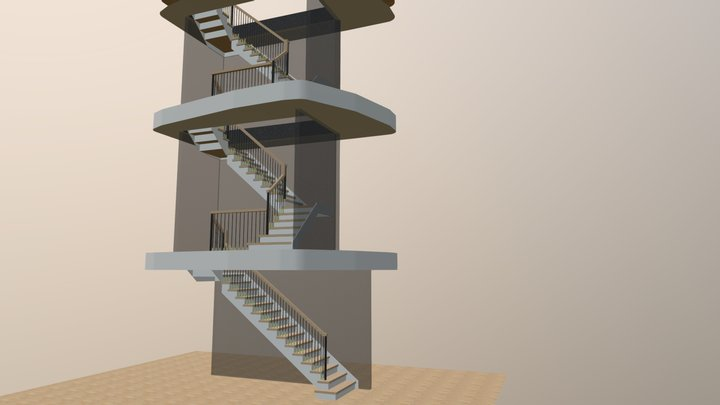 1160-62 54th Street- Sqaure 3D Model