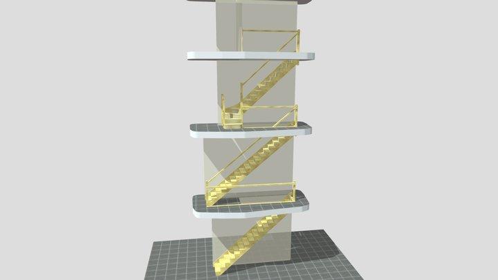 Tomasz 3D Model