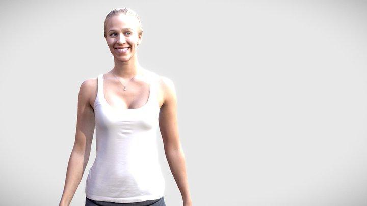Amaris Full Body Scan 3D Model