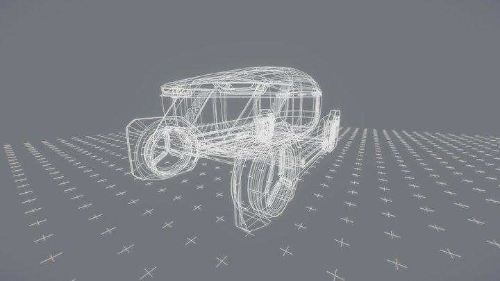 Tesla Render Copy 3D Model