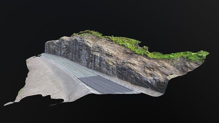 ModellFjell 3D Model