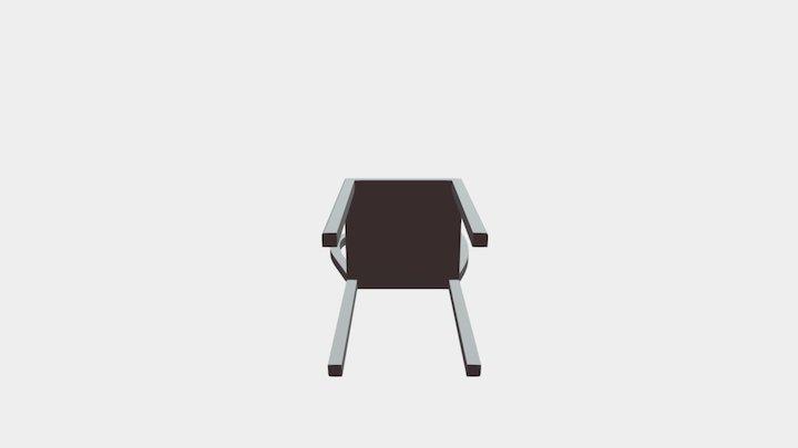 Barbie Design Chair v0 3D Model