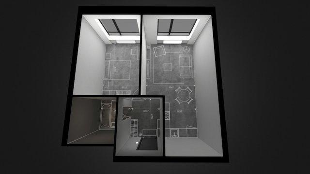 Export FBX Test 3D Model