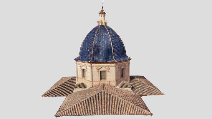 Cúpula Iglesia Ntrs. Sra. de la Asunción 3D Model