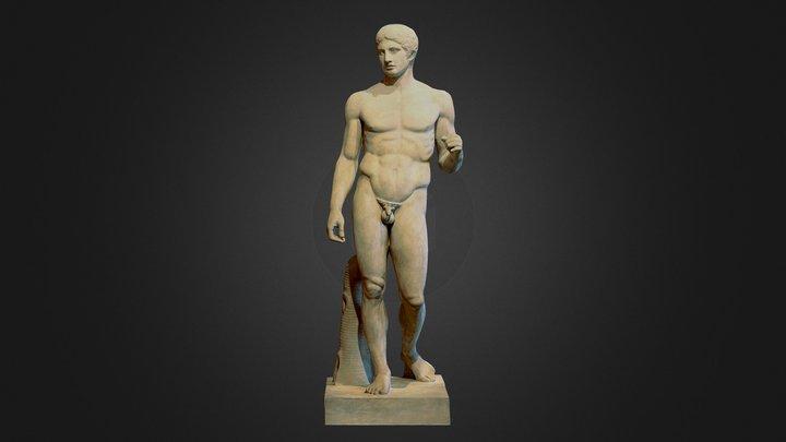 Doryphoros 3D Model