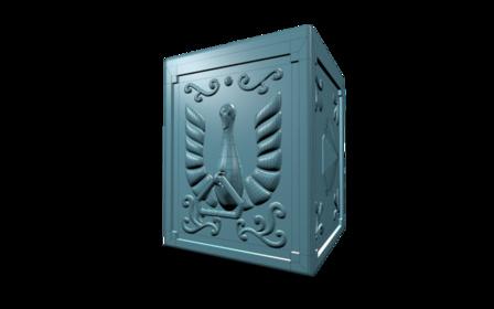 Cygnus Pandora's Box 3D Model