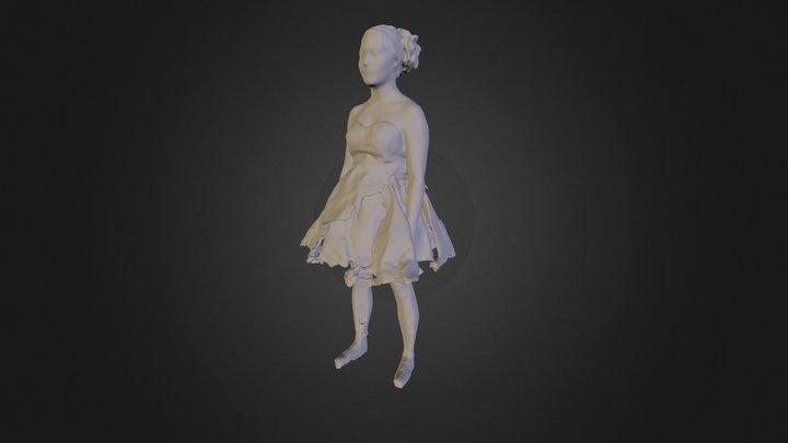 Hayley 3D Model