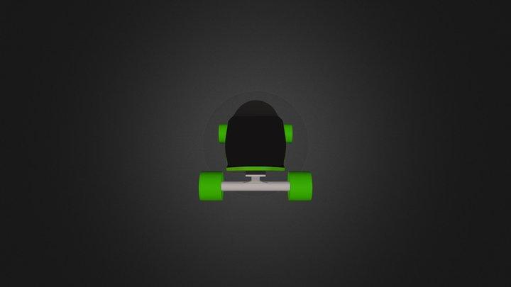 Electric Board 3D Model