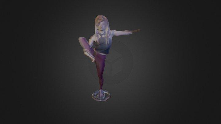 Natalie Balance 3D Model