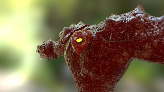 Microbius Enemy New Textures 3D Model