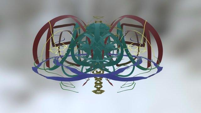 Felix - Tilt Brush 3D Model