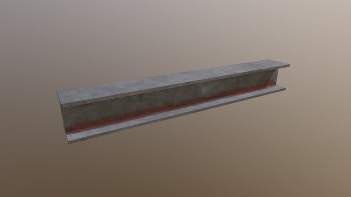 Beam 3D Model